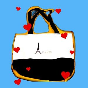 From the City of Love a Paris tote!